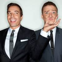 Justin Timberlake and Jimmy Fallon Caught Dancing Together ...