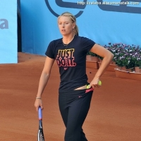5 Photos of Maria's Practice Shots ...