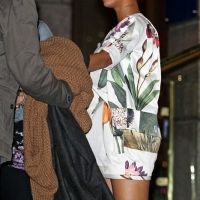 5 Photos of Rihanna Poses with Fans ...