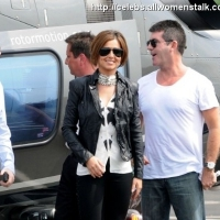 "3 Photos of ""X Factor"" Arrives in Style ..."