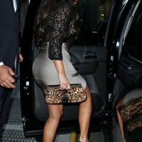 8 Photos of Kim's Fitted Style ...
