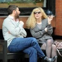 6 Photos of Courtney Love Smoking...