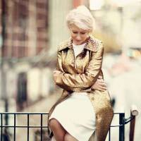 Gorgeous at Every Age... a Peek inside Helen Mirren's Lookbook ...