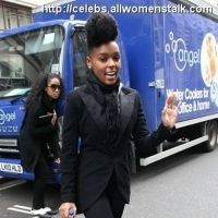 3 Photos of Janelle Monae in London ...