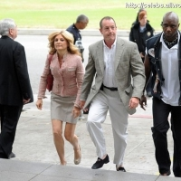 6 Photos of Lindsay Lohan Probation Hearing ...