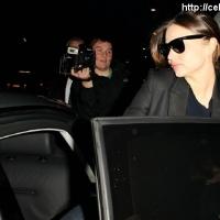 7 Photos of Orlando and Miranda's Fashionable Arrival ...