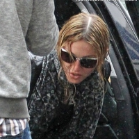 8 Photos of Madonna Gets Wet ...