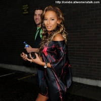 3 Photos of Mel B in London ...