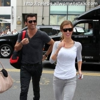 7 Photos of Audrina and Tony Rehearse ...