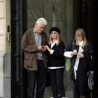4 Photos of Streisand in Spain ...