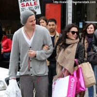 7 Photos of Channing and Jenna's Shopping Spree ...