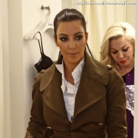 6 Photos of Kim and Courtney out in SoHo ...