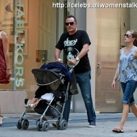2 Photos of Reno's Family Stroll ...