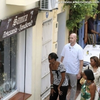 4 Photos of Michelle Obama in Marbella ...