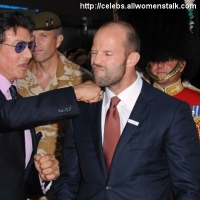 2 Photos of the Expendables Premiere ...