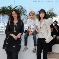 "8 Photos of Cannes Film Festival 2010 - ""the Tree"" Photocall ..."