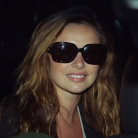 10 Photos of Nadine Coyle is a LA Dodgers Fan ...