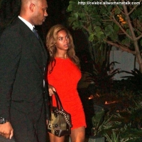 4 Photos of Beyonce and Jay-Z's Night out ...