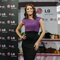 3 Photos of Longoria Presents the New LG Fridge ...