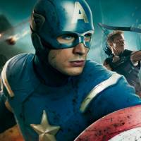 Superhero Surprise! Captain America's Chris Evans Visits Cancer Patient in Sweet Vid ...