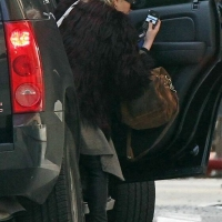 4 Photos of Mary-Kate Going Furry ...