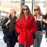 13 Photos of Leona is the Snappy Lady in Red ...