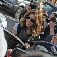 5 Photos of Cheryl Cole Arriving...