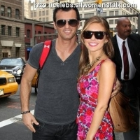 6 Photos of Audrina and Tony Arrive ...