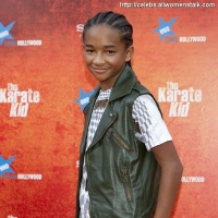 6 Photos of Karate Kid Madrid Premiere ...