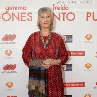"6 Photos of ""You WIll Meet a Tall Dark Stranger"" Premiere in Spain ..."