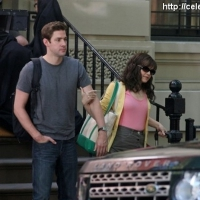 "12 Photos of a Busy Day for ""Something Borrowed"" ..."