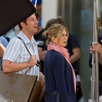 6 Photos of Aniston and Sandler Back on Rodeo...
