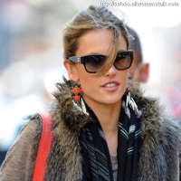 5 Photos of Alessandra Gets Furry ...