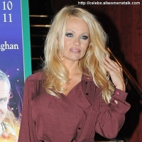3 Photos of Pamela at Panto Photocall ...