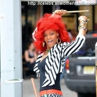 15 Photos of Rianna Red Hair ...