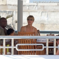 13 Photos of Heidi and Seal on a Yacht ...