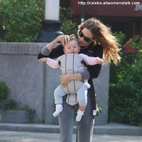8 Photos of SJP and the Kids ...