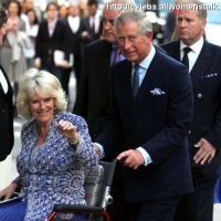 3 Photos of Camilla Gets a Push ...