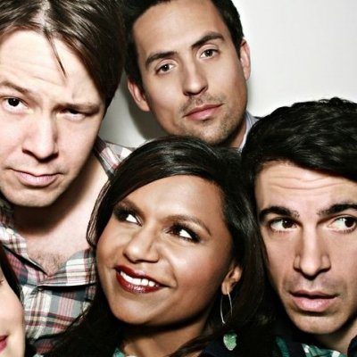 Mindy Kaling's behind-the-Scenes Set Photos ...