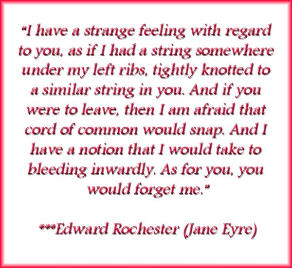 Quotes Jane Eyre Captivating Jane Eyrecharlotte Brontë  21 Of The Most Wonderful Quotes…