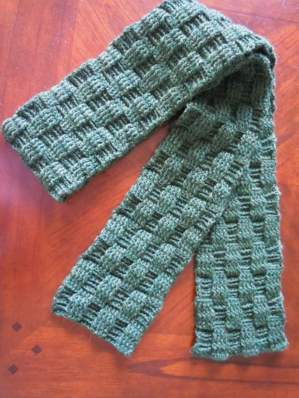 Basket Weave - 7 Different Stitches You Can Use While Knitting ...…