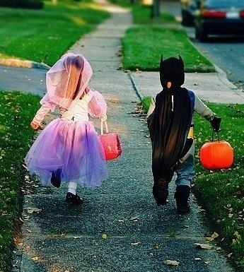 Be a Chaperone for Trick-or-Treaters