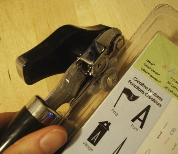 Opening Clamshell Packaging with a Can Opener
