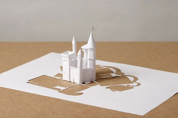 Paper craft 7 creative talents that are underrated and for Creative paper art