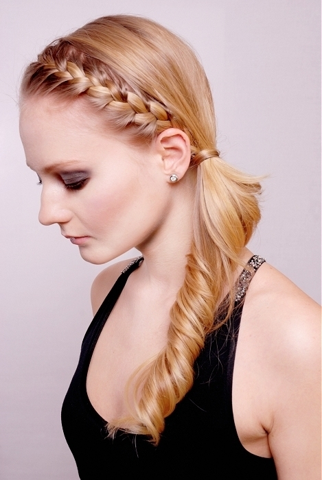French Braids to Ponytail - 11 Ways to Wear a Ponytail so ...