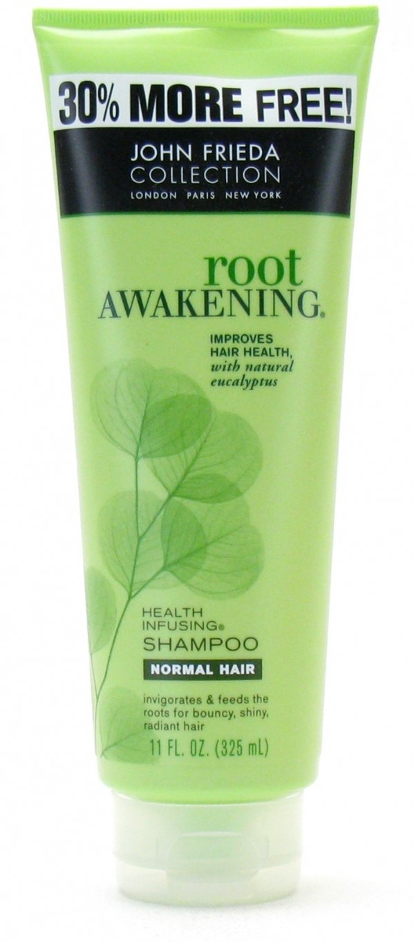 John Frieda Root Awakening Health Infusing Shampoo, Normal Hair