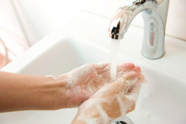 Wash & Sanitize Your Hands Regularly