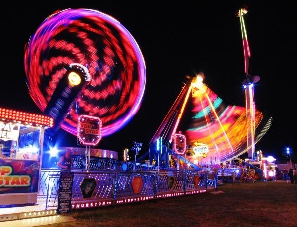 Visit to Fun Fair - Fun Fair