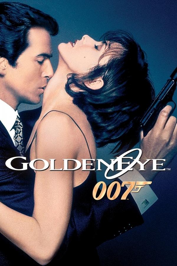 Alec Trevelyan in Goldeneye