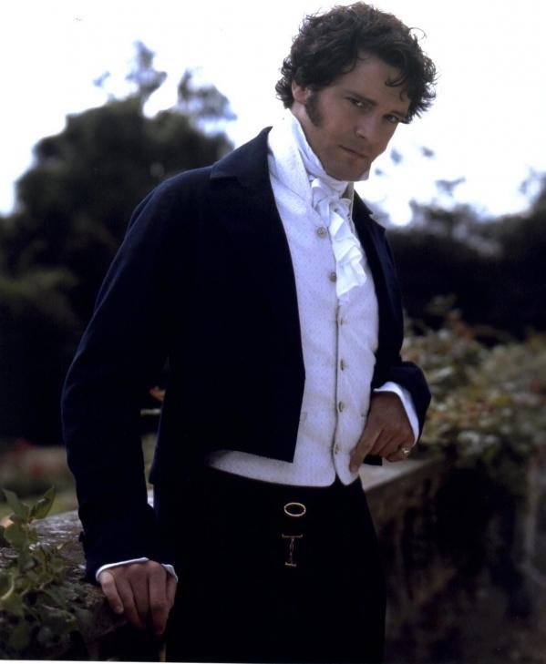 Colin Firth: Mr. Darcy, Pride and Prejudice